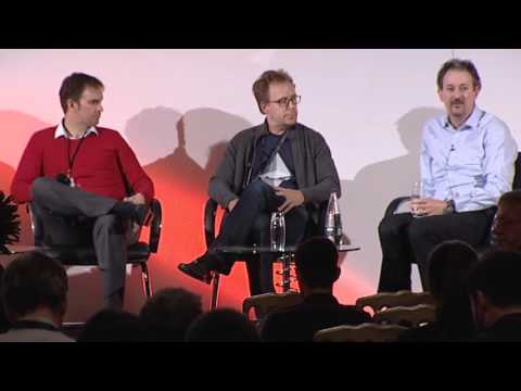 DEVCON1: Panel: Banking with Smart Contracts
