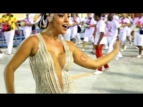 HOW A SAMBA QUEEN´S CHARISMA SHOULD MOTIVATE A CARNIVAL PARADE