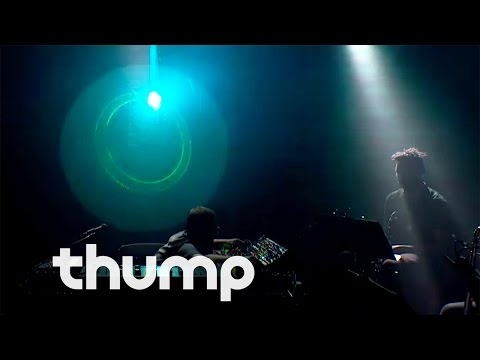 THUMP Sessions: Floating Points Live