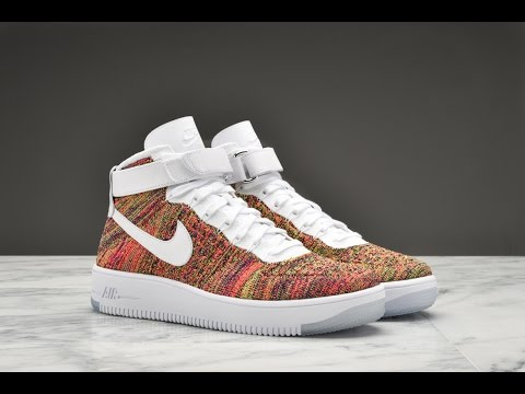 KoF Mailbox: Nike Air Force 1 Ultra Flyknit Mid