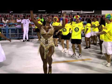AFRO BRAZILIANS AND MULATAS: UBER SAMBA DANCERS OF BRAZIL