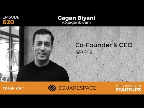 Sprig's Gagan Biyani scales sustainable, on-demand healthy food up to the next level