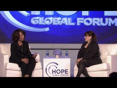 HOPE Global Forums 2016 - Conversion with Denise Young Smith