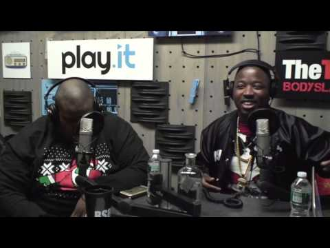 Troy Ave & Hovain Interview (Full) - Rap Radar Podcast