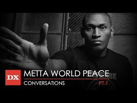 "Metta World Peace: ""I Held Myself Back with My Music"""
