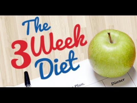 Diet Plan To Lose Weight Fast - The 3 Week Diet