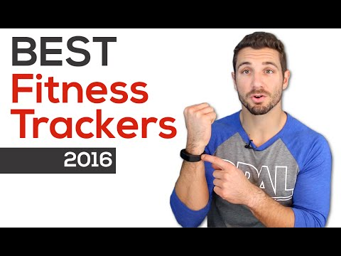 TOP 5 Best Fitness Trackers / Best Activity Trackers (Early 2016)