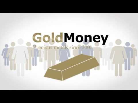 Buy and store precious metals with GoldMoney