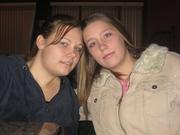 Dakoda and Monica - 2009