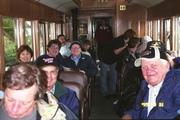 Train Ride in Skagway, Alaska copy