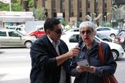 Bruna Nehring á entrevistada em evento na FIESP