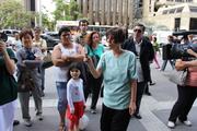 Solange Arruda dança em evento na FIESP