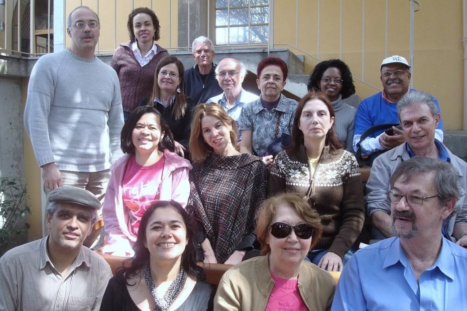 Escreviventes na CGA/2011