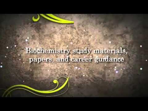 Biochemistry Blog - Molecular Biology