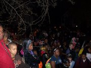 Halloween 09 crowd