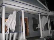 Miles Spooky House