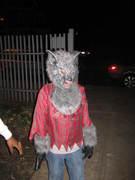 Miles Halloween WereWolf 09