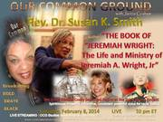 Rev. Dr. Susan K. Smith  02/8/14