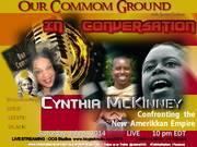 Cynthia McKinney Opens 2014 Session II