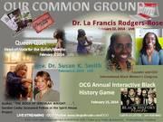 2014 Black History Month