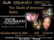 March 8, 2014  Norman Goldman