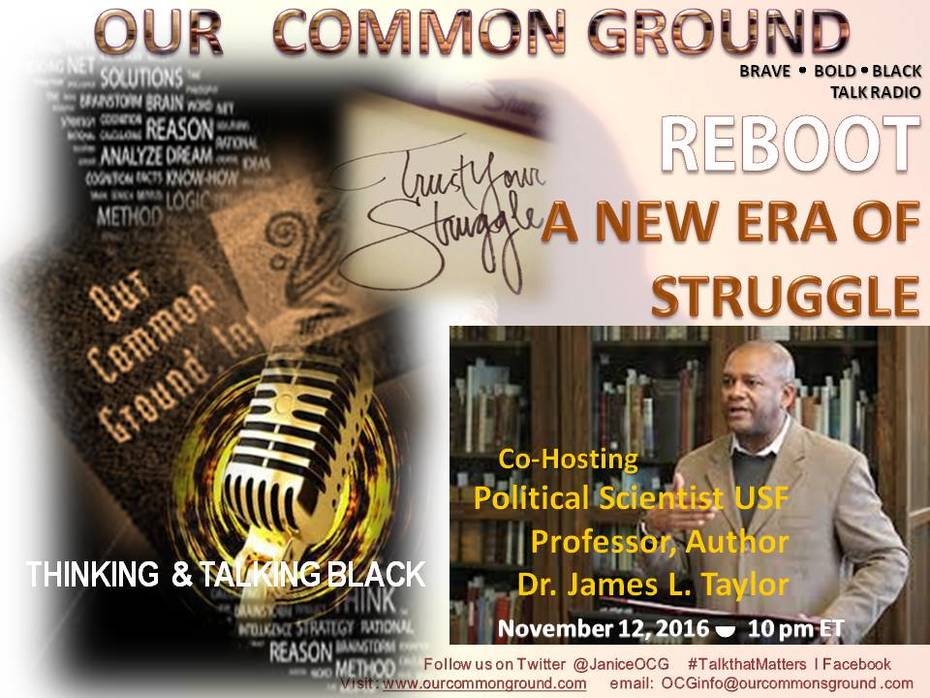 """Rebooting for a New Era of Struggle"""