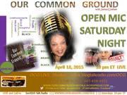 04-18-15 Open Mic