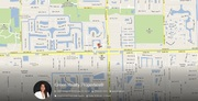 Green Realty Properties® Davie Corporate Office Map