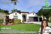 Stirling Palm Estates in Cooper City Homes For Sale