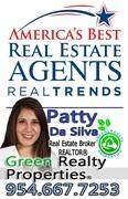 Americas Best Real Estate Agents - Broker Patty Da Silva
