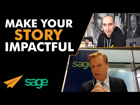How to Make Your Story SHORT And IMPACTFUL - Evan & @SKellyCEO
