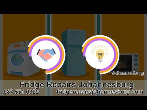 Quality Fridge Repairs in Johannesburg