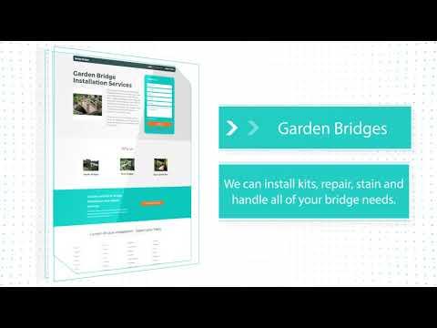 Professional Garden Bridges Services