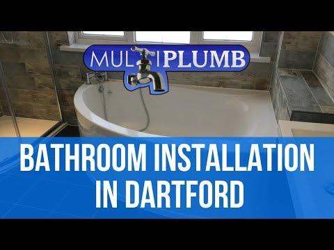 Bathroom Installation Dartford Kent MultiPlumb Bathrooms Plumbing Heating| Bathroom Fitting Dartford
