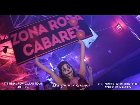 Zona Rosa Cabaret 2017 Halloween