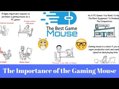 The Importance of a Gaming Mouse - PC Gamer - The Best Game Mouse