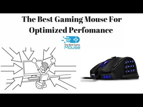 The Best Gaming Mouse For Optimized Perfomance - PC Gamers - Best Gaming Mice