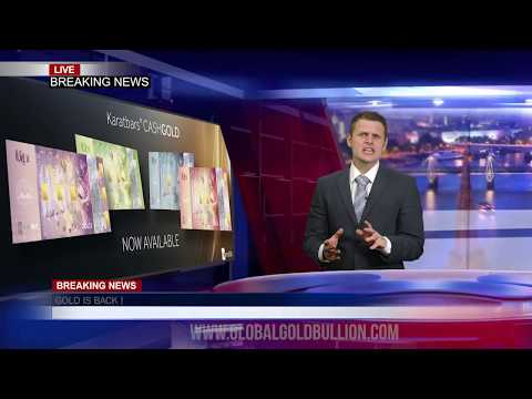 Breaking Worldwide News - Paying With Gold Is Back