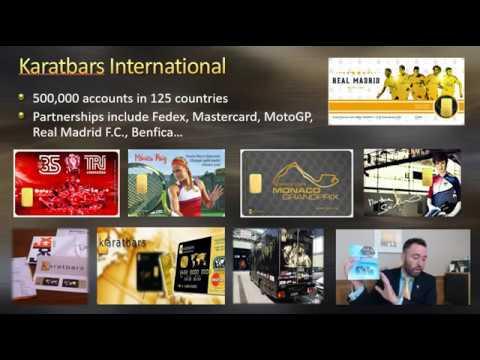 Karatbars Gold New Introduction - Brian McGinty