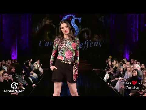 Carmen Steffens New York Fashion Week Powered by Art Hearts Fashion NYFW FW/18