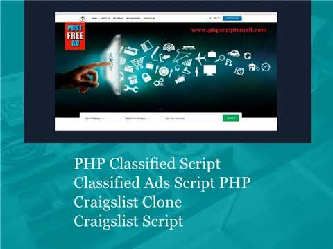 Classified Ads Script PHP | Classifieds Script