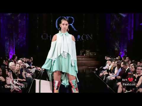 Charles & Ron New York Fashion Week Powered by Art Hearts Fashion NYFW FW/18