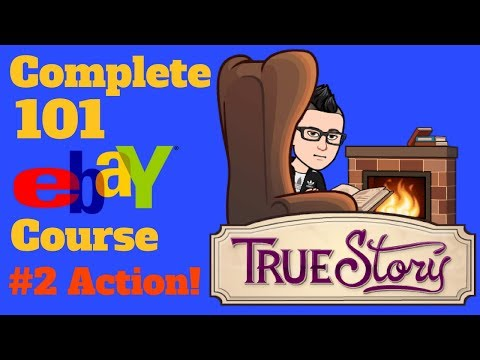$$ The Complete 101 eBay Clothing Resale Course $$ Class # 2 My Story & What To Do Right NOW