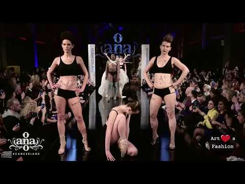 Ana Ono Intimates X Project Cancerland NYFW Powered by Art Hearts Fashion