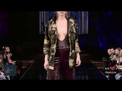 A Modo Mio New York Fashion Week NYFW Powered by Art Hearts Fashion FW/18
