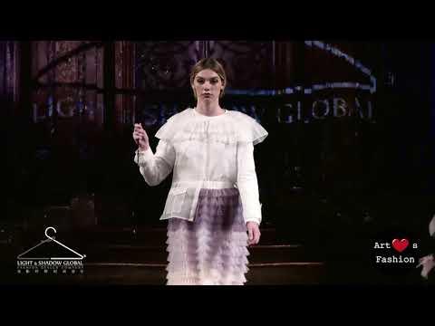 Light and Shadow Global Fashion Design New York Fashion Week NYFW Powered by Art Hearts Fashion