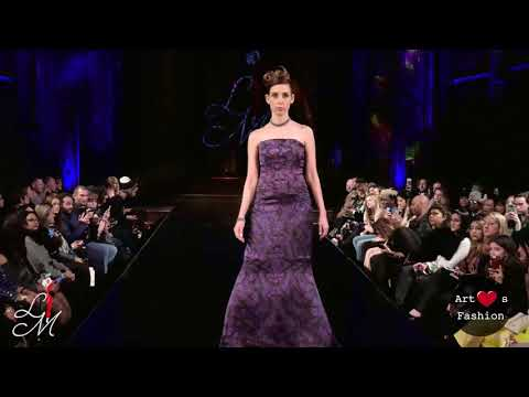 Lily Marotto New York Fashion Week powered by Art Hearts Fashion NYFW FW/18