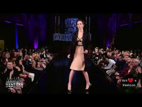 Weiling Chang New York Fashion Week Powered by Art Hearts Fashion NYFW FW/18