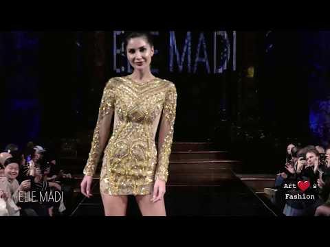 Elie Madi New York Fashion Week Powered by Art Hearts Fashion NYFW