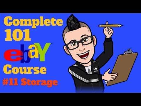 How To Store Ebay Clothing Inventory Ebay Storage System Class # 11